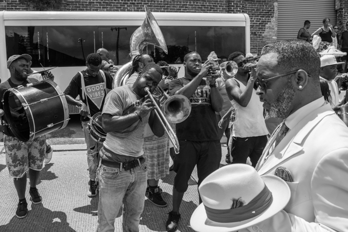 Second Line-106