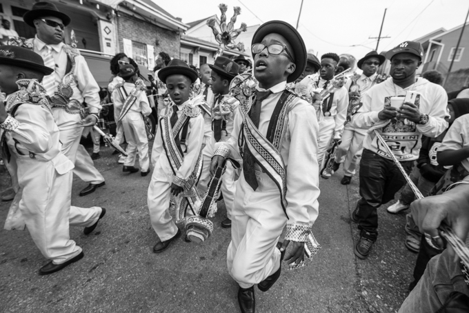Second Line-112
