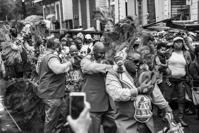 Second Line-118