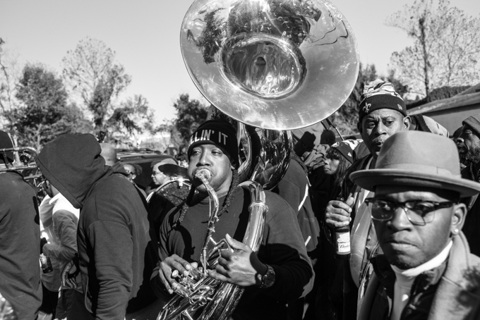 Second Line-119