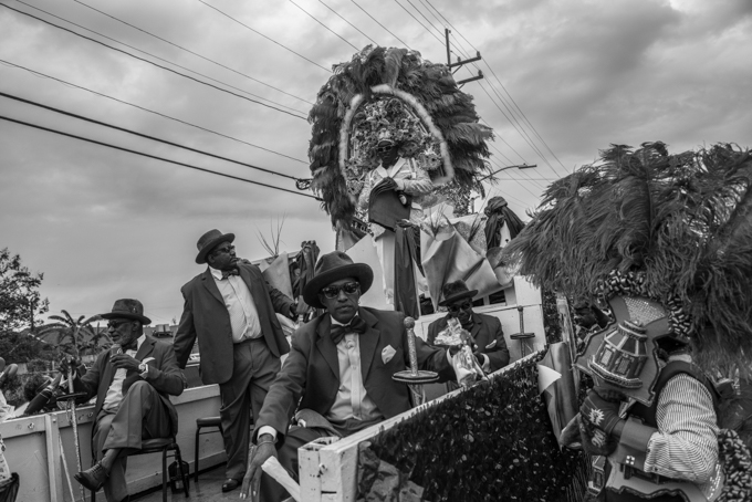 Second Line-120