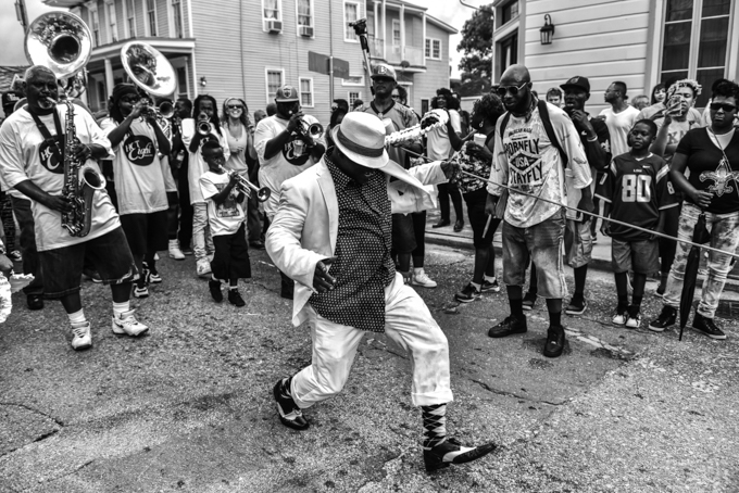 Second Line-47