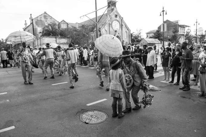Second Line-58