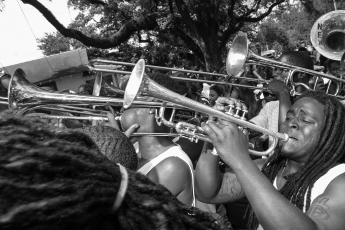 Second Line-83
